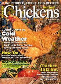 Hobby Farms Chickens