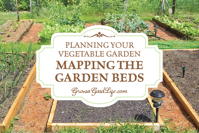 Mapping the Garden Beds