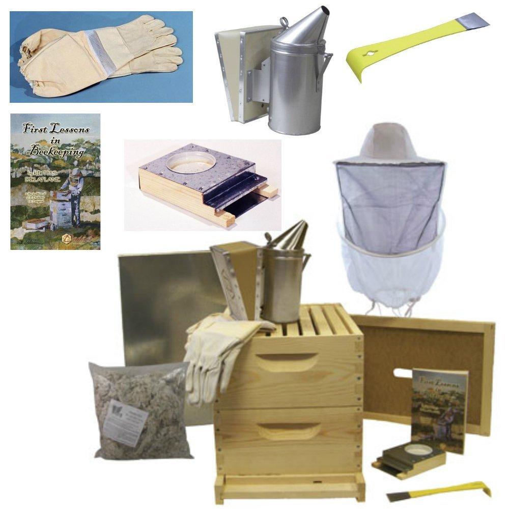 Deluxe Beehive Starter Kit