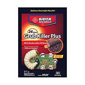 Bayer 24 Hour Grub Control Dylox Granules